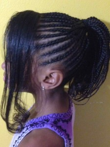 Cornrows Braids